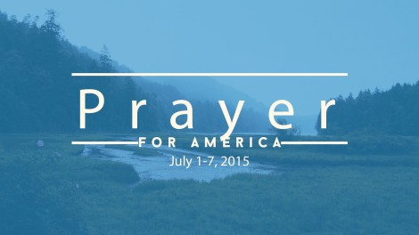 Praying for America: Let the Church ARISE!
